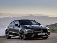 photo de Mercedes Cla 2