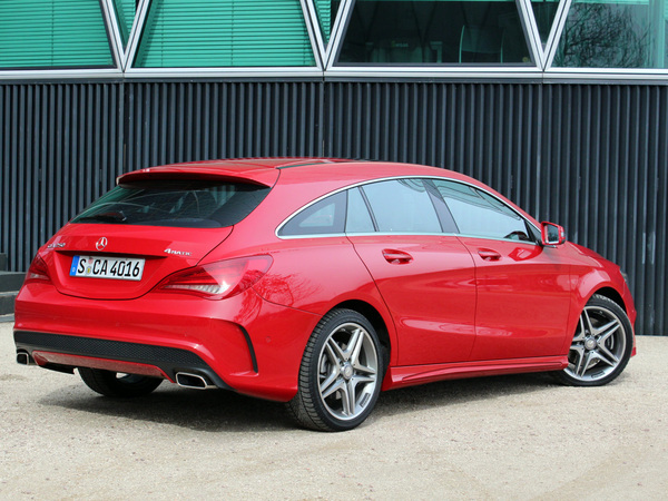 mercedes cla shooting brake essais fiabilit avis photos vid os. Black Bedroom Furniture Sets. Home Design Ideas