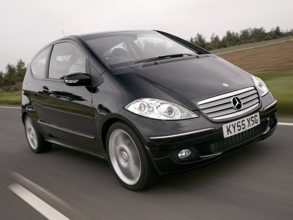 Photo mercedes classe a 2005
