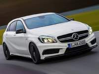 photo de Mercedes Classe A 3 Amg