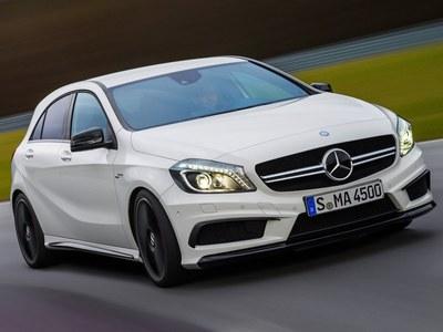 Mercedes Classe A 3 Amg