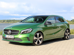 photo de Mercedes Classe A 3