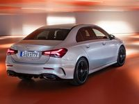photo de Mercedes Classe A 4 Berline