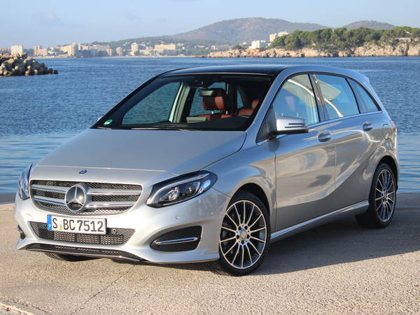 Photo mercedes classe b 2014