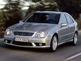 Mercedes Classe C 2 Amg