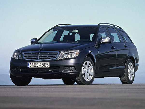 Photo mercedes classe c 2008