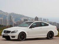 photo de Mercedes Classe C 3 Coupe Amg
