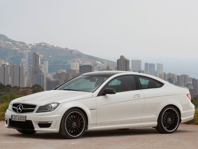 Mercedes Classe C 3 Coupe Amg