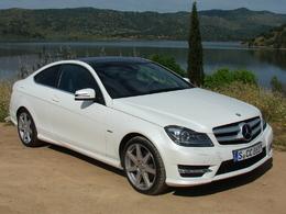 Mercedes Classe C 3 Coupe
