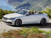 photo de Mercedes Classe C 4 Cabriolet Amg