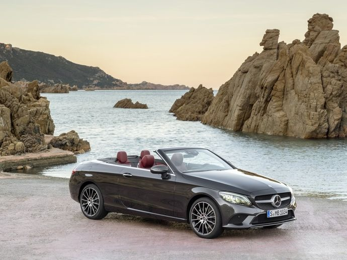 Photo mercedes classe c 2018