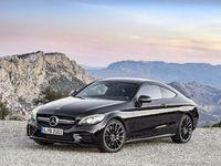 photo de Mercedes Classe C 4 Coupe Amg