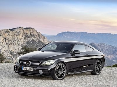 Mercedes Classe C 4 Coupe Amg