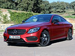 photo de Mercedes Classe C 4 Coupe
