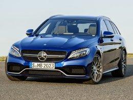 Mercedes Classe C 4 Sw Amg