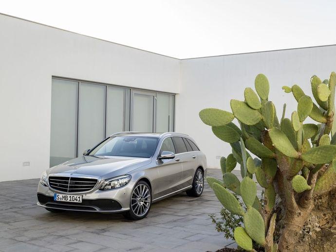 Mercedes Classe C 4 Sw