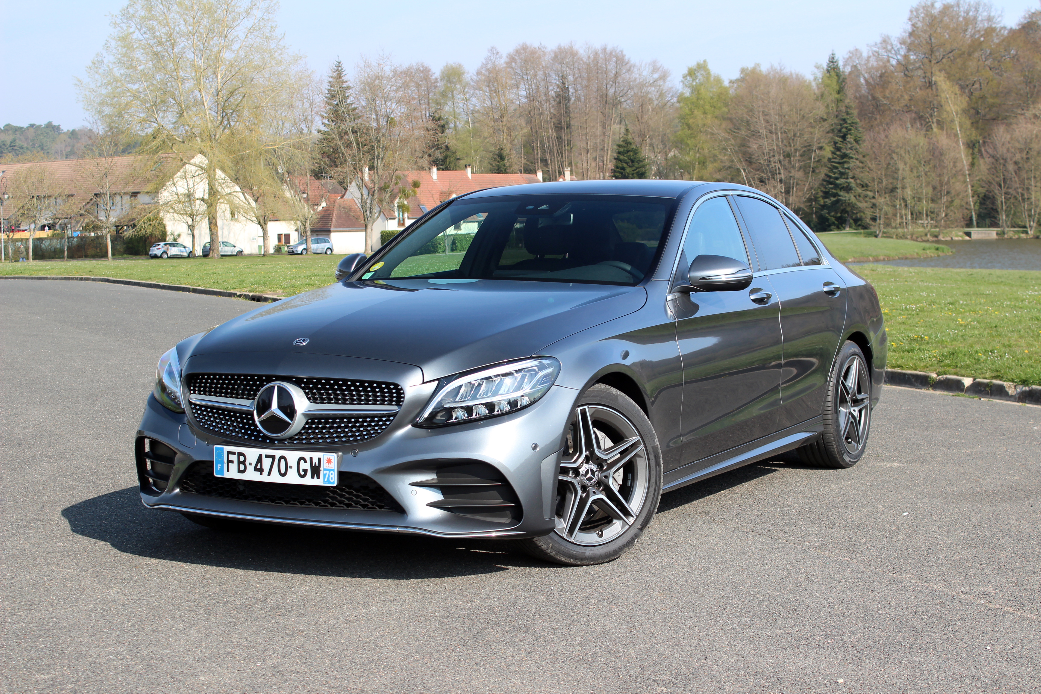 Mercedes Classe C 4 Essais Fiabilite Avis Photos Prix