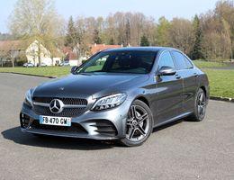 Mercedes Classe C 4