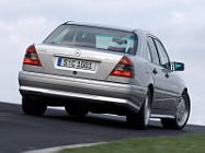 Photo mercedes classe c 1996