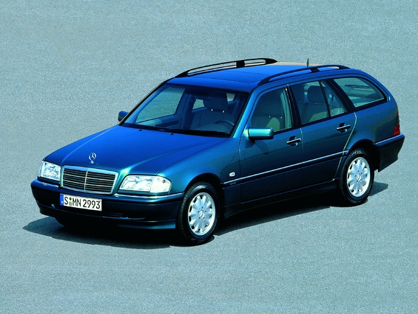 Photo mercedes classe c 1999