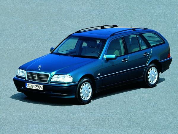 Photo mercedes classe c 2000