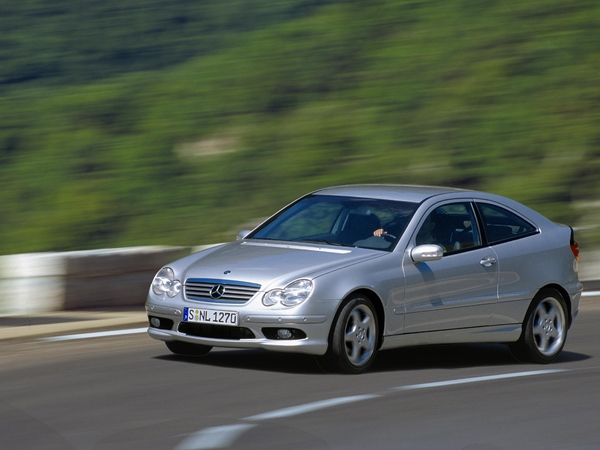 Photo mercedes classe c 2001
