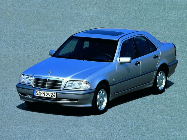 Photo mercedes classe c 1997