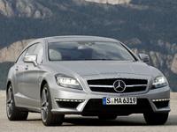 photo de Mercedes Classe Cls 2 Shooting Brake Amg