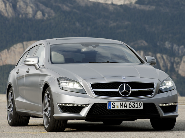 Mercedes Classe Cls 2 Shooting Brake Amg