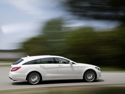 Mercedes Classe Cls 2 Shooting Brake