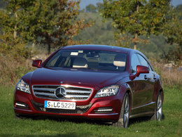 Mercedes Classe Cls 2