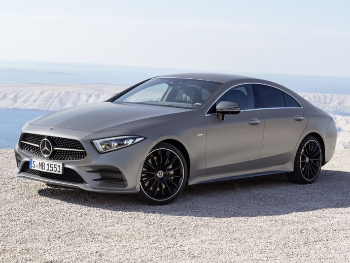 Photo MERCEDES CLASSE CLS