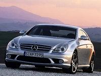 photo de Mercedes Classe Cls Amg