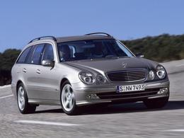 Mercedes Classe E 3 Break