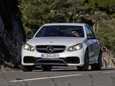 Mercedes Classe E 4 Amg