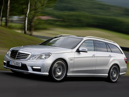 Mercedes Classe E 4 Break Amg