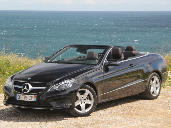 cabriolet mercedes 4 places occasion