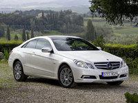 photo de Mercedes Classe E 4 Coupe