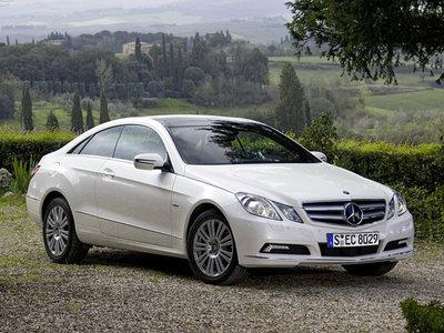 Mercedes Classe E 4 Coupe