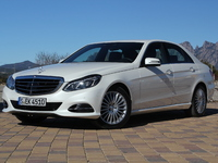 photo de Mercedes Classe E 4