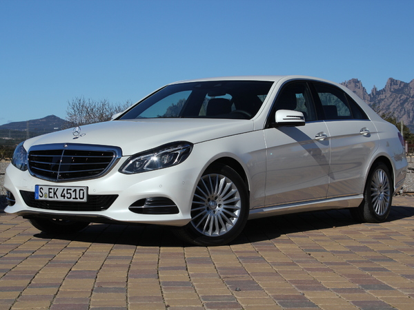 Photo mercedes classe e 2011
