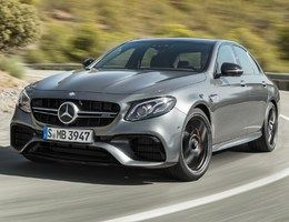 Mercedes Classe E 5 Amg