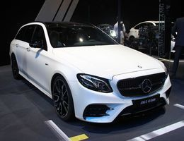Mercedes Classe E 5 Break Amg