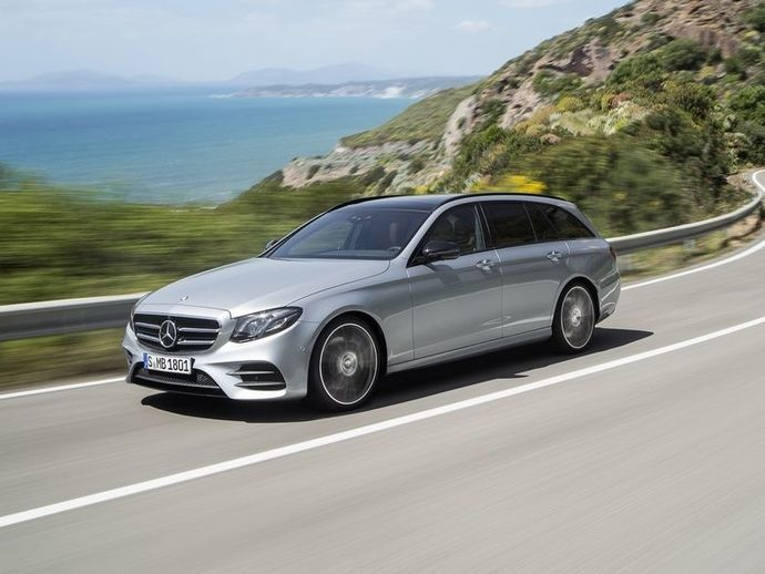 Photo mercedes classe e 2019