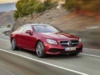 photo de Mercedes Classe E 5 Coupe