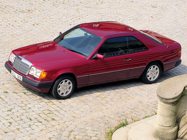 Photo mercedes classe e 1994