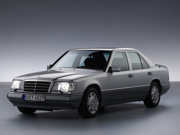 Photo mercedes classe e 1999