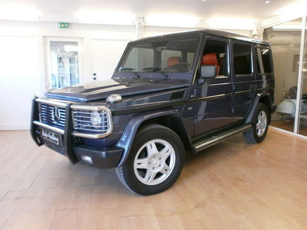 Photo mercedes classe g 1998