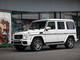 photo de Mercedes Classe G 3 Amg