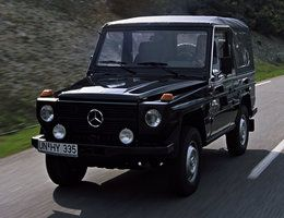 Mercedes Classe G Cabriolet